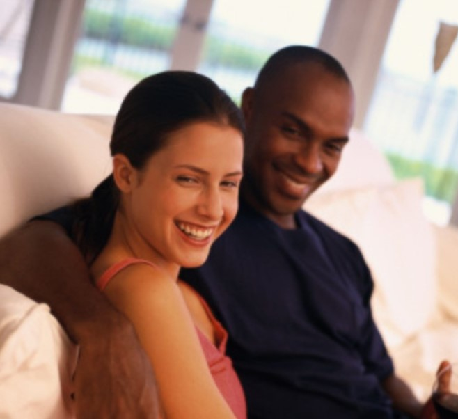 black man date white woman