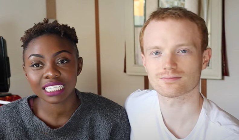 dating a white man